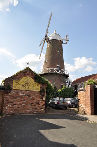 Scarborough Windmill B&B Nicholas Mutton Featured In Unique Property Bulletin