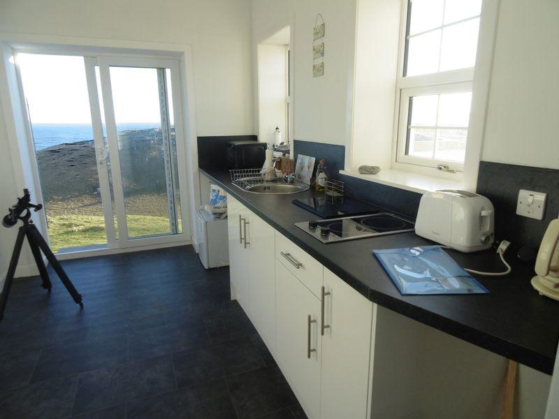 The Bothy, Strathy Point Lighthouse, By Thurso, Caithness & Sutherland, KW14 7RY