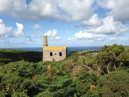 The Engine House, Prince Of Wales & Trewarmett Quarries, Trewarmett, Tintagel, Cornwall. PL34 0HH
