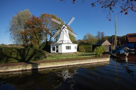 The Windmill, Ferry Road, Horning, Norwich, NR12 8PS - Featured In Unique Property Bulletin