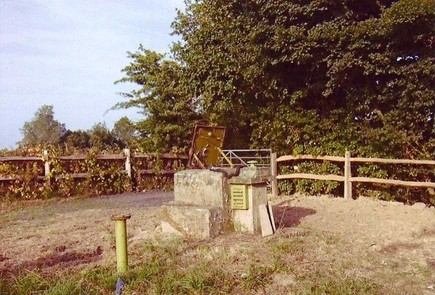 UKWMO Ticehurst Nuclear Bunker, Stonegate, Wadhurst, East Sussex, TN5 7DT RSZ