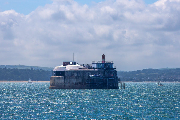 AAA Spitbank Fort Sublime Solent Restoration