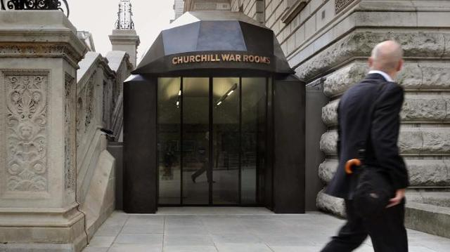 Churchill War Rooms London Underground