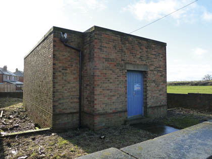 AAA Former Water Pumping Station, Soothill Lane, Batley, WF12 7HX
