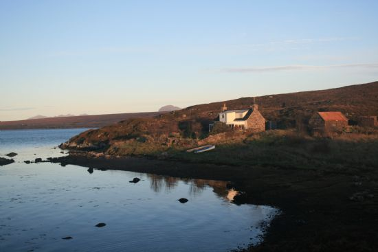 Tanera Mòr Island Fuchsia Cottage